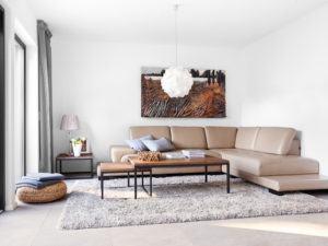 Kundenhaus Hesse von SchwörerHaus Wohnbereich