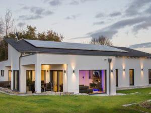 Fischerhaus Bungalow 200 Aussen