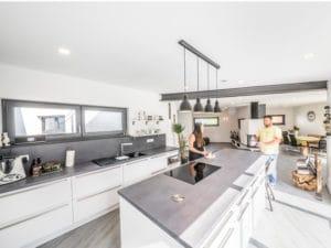 Entwurf Modern 240 von Fischerhaus Küche