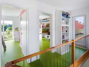 Kinderzimmer im Haus Pilhofer