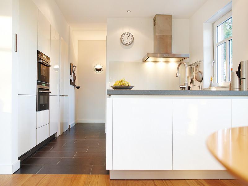 Entwurf Ijsselmeer von Gussek Haus Hausarbeitsraum