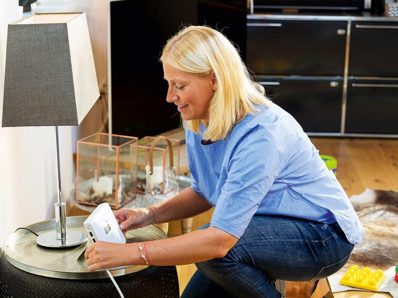 Smart Home selbst installieren innogy_Router