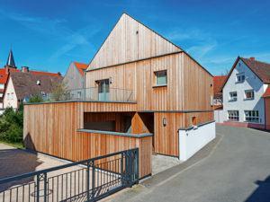 Entwurf individuelle Planung von Keitel Haus Baukörper