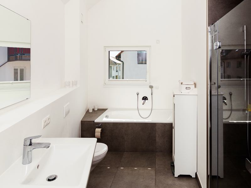 Entwurf individuelle Planung von Keitel Haus Bad