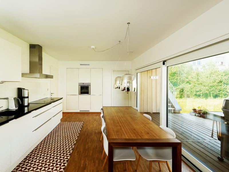 Entwurf individuelle Planung von Keitel Haus Kueche