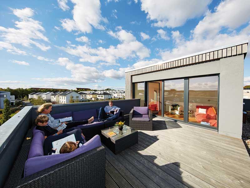 Balkone Dachterrassen Marcus Gloger biz Verlag