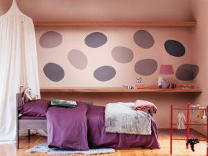 Trendfarbe Wand Heartwood Dulux