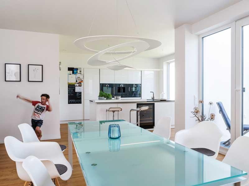 Inselküche Arge Haus Cubiculum