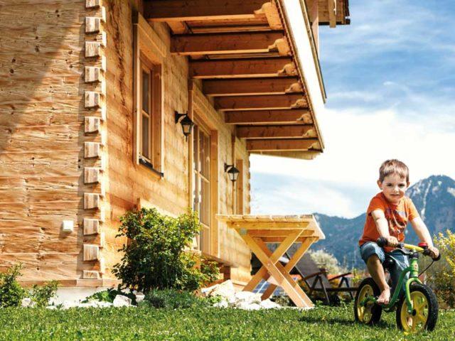 Blockhaus Berchtesgaden von Chiemgauer Aussen