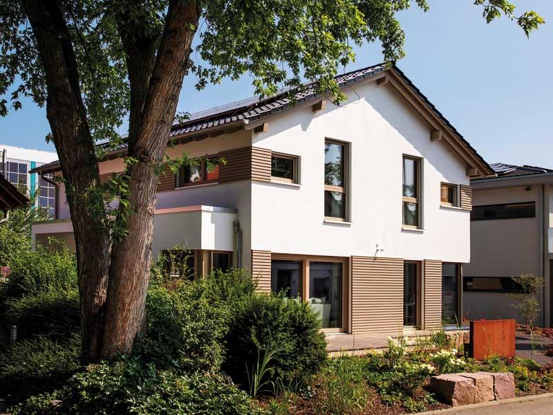 Medley 3.0 Fellbach von Fingerhaus Stirnseite