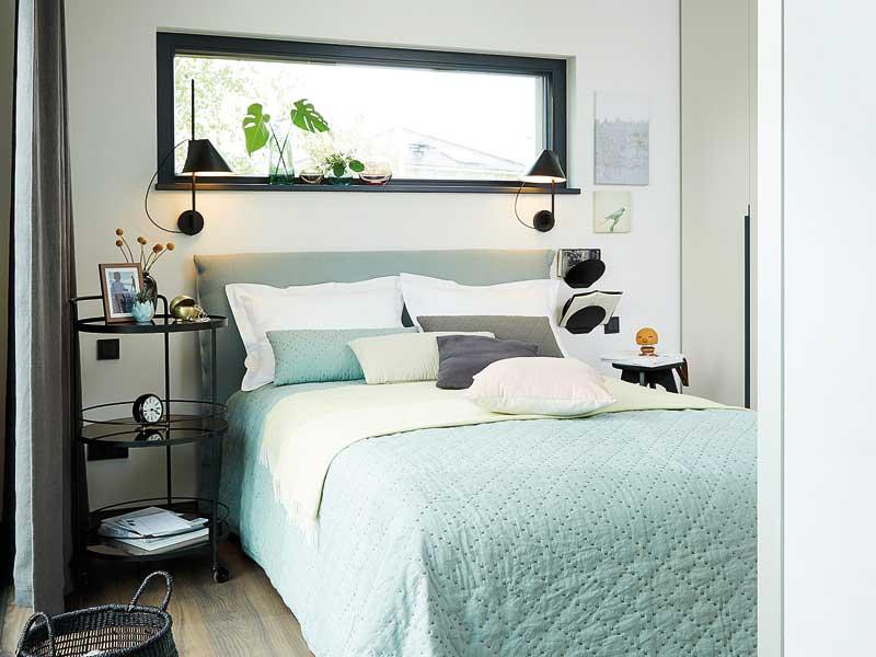 Flying Space Werder von SchwörerHaus Schlafzimmer