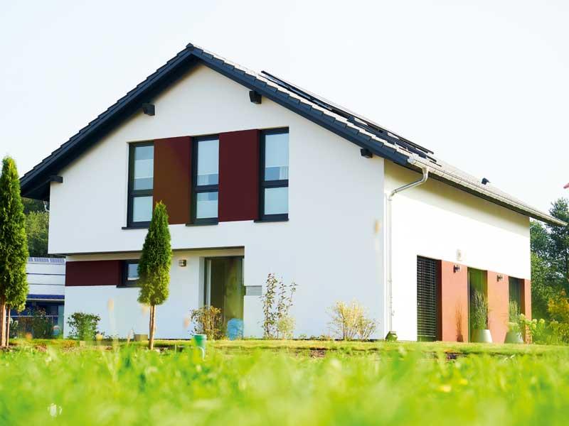 Edition 600 Wohnidee-Haus von Viebrockhaus Terrasse