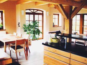 Haus Paula von Christianus Essbereich