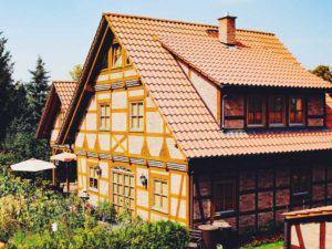 Haus Paula von Christianus Gartenseite