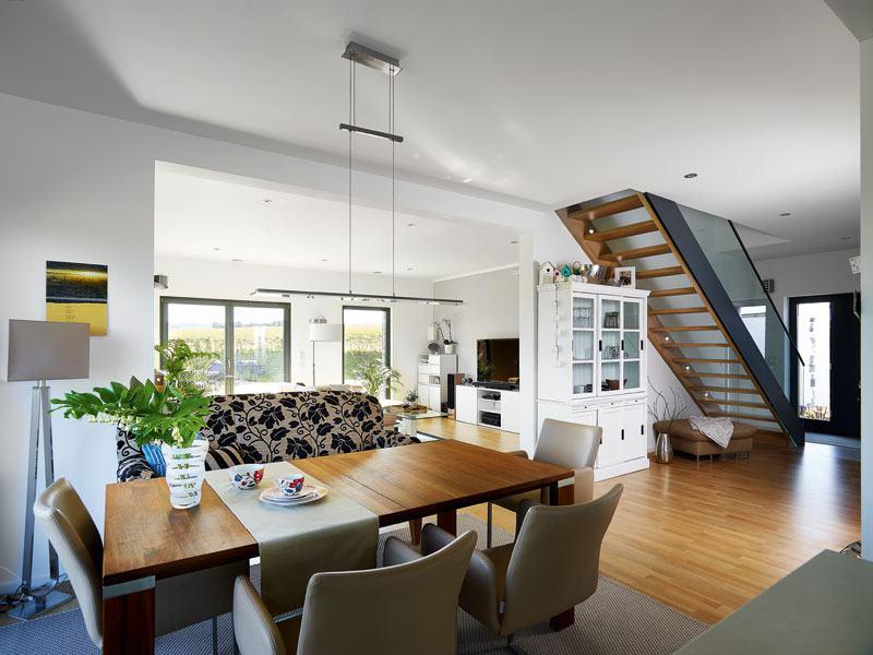 Kundenhaus Baggio von Gussek Treppe