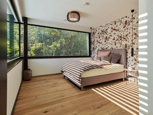 Modell Core von Luxhaus Schlafzimmer