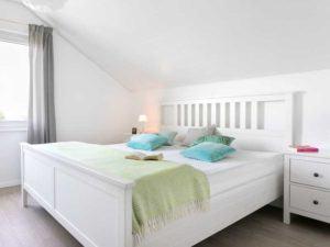 Kundenhaus Stellmacher von Schwörer Schlafzimmer
