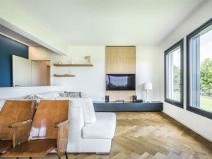 Haus Verona von Rubner-Haus. Wohnbereich