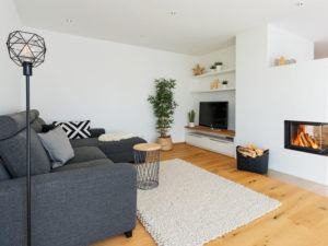 Wohnzimmer im Entwurf Herb