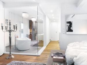 Kundenhaus Guenzel Schwoerer Schlafzimmer Bad