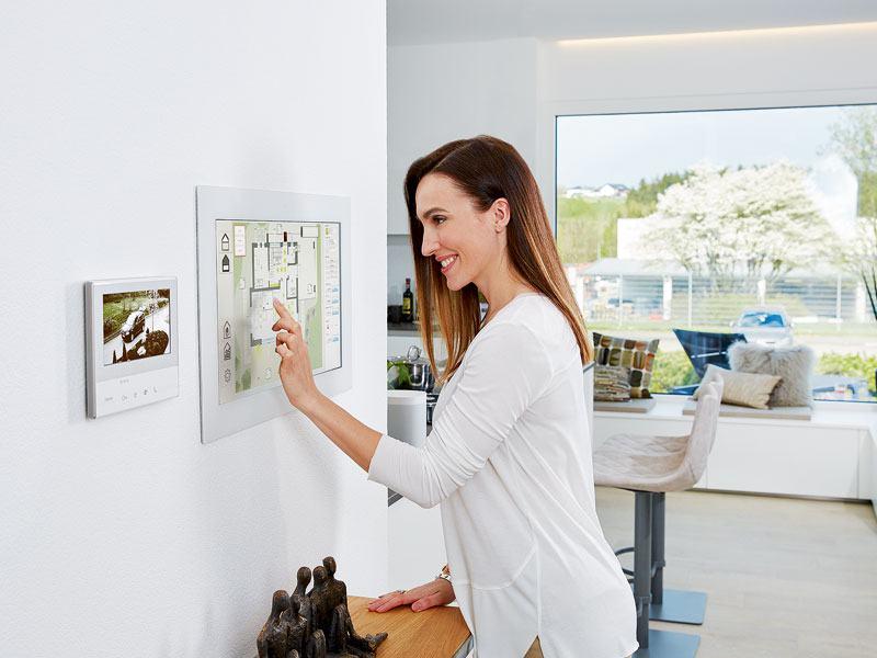 Haus Wenden von WeberHaus Smart Display