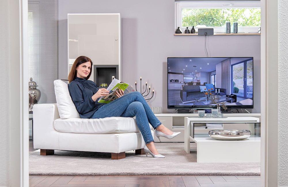 Melinas Home Style Smart Home