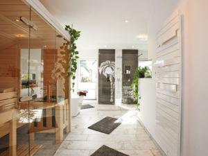 Saunabereich im Haus Ashford von Bien-Zenker