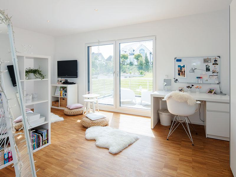 Jugendzimmer im Zarmutek-Weberhaus