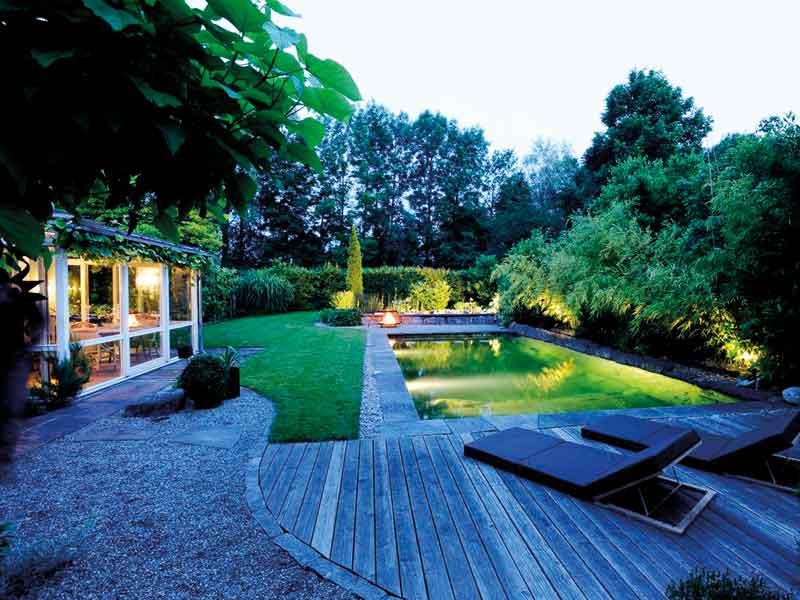 Garten Licht