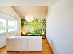Schlafzimmer im Haus Sonnenfeld