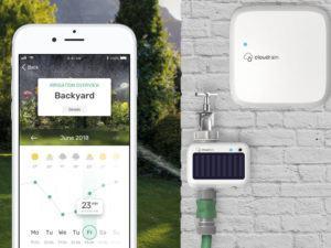 Smart Garden Bewässerung mit App steuern