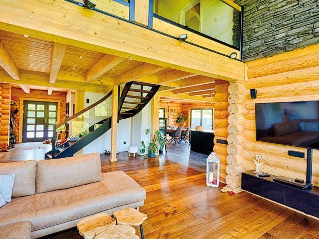 Entwurf Kodiak Country von Léonwood Wohnen