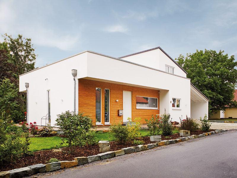 individuelles Kundenhaus Bettinghausen von Roreger aussen