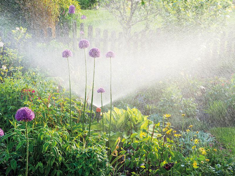 Smart Garden Bewässerung