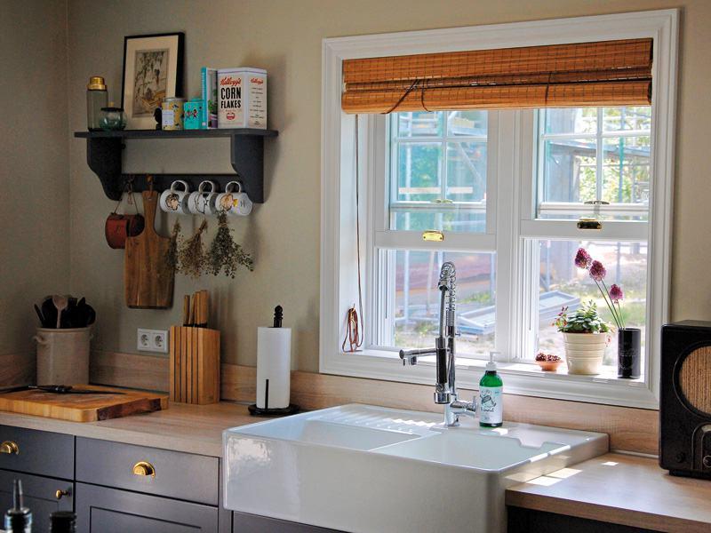 Entwurf Prairie Boston Haus Kueche