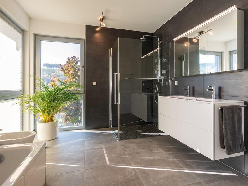 Entwurf Terrano von Buedenbender Bad