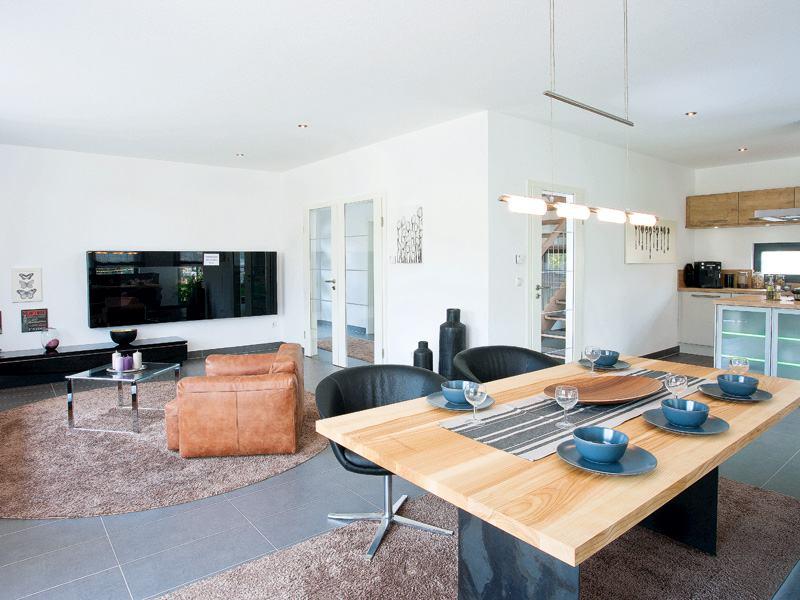 Entwurf ProFamily 160 von Gussek Haus Essen Wohnen