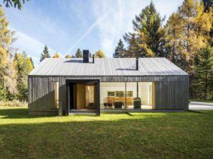Haus Belluno von Rubner-Haus. Außenansicht
