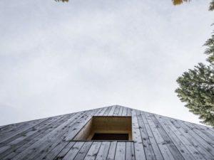 Haus Belluno von Rubner-Haus. Holzfassade