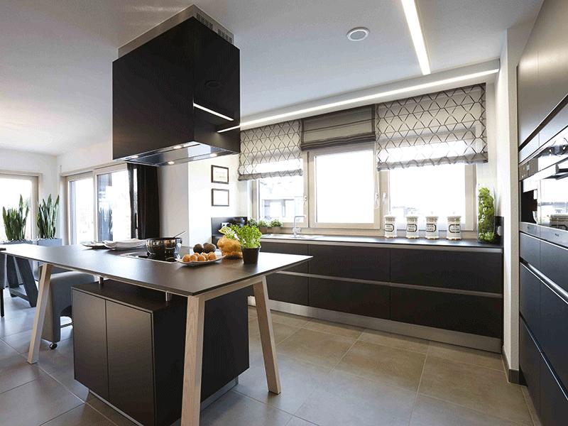 Küche Musterhaus NEO 312 von Fingerhaus