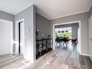 Entwurf Plata von Fingerhut Haus Diele