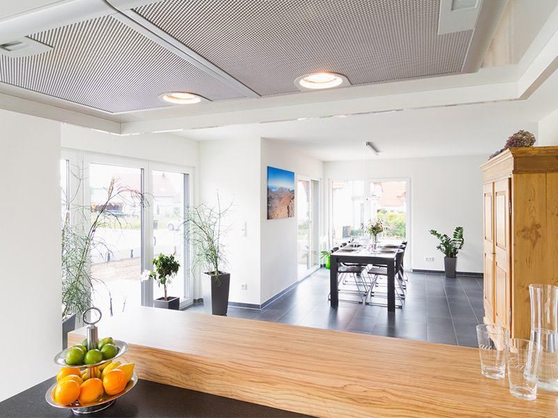 Entwurf Solera von Fingerhut Haus Koch Essbereich