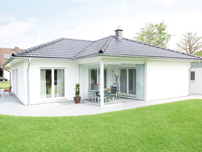 Entwurf Suno von Fingerhut Haus Terrasse