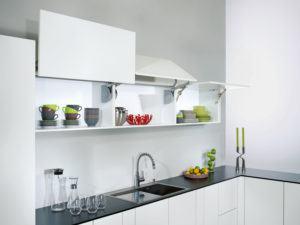 Haengeschränke in der Küche planen