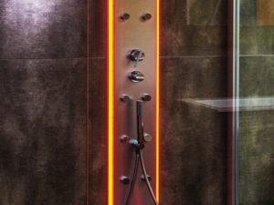 Wasserunempfindliche LED-Installation Liprotec von Schlüter