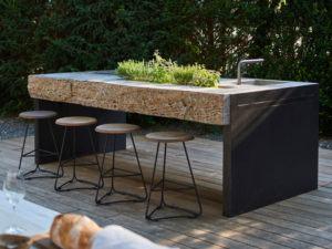Outdoor-Küche MKA01 von Hauser