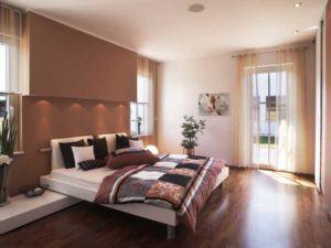 Bungalow Madeira Rensch-Haus Schlafzimmer