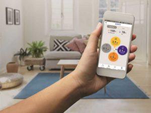 Solarstrom SENEC App