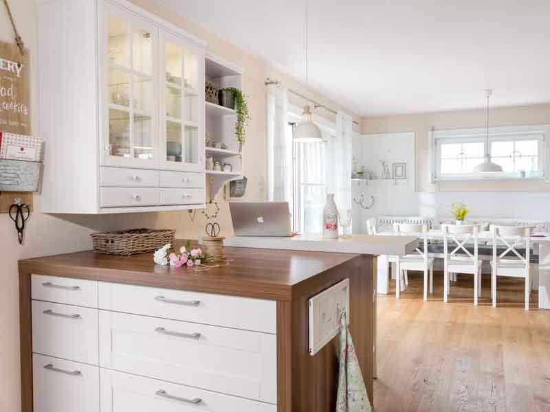 Landhaus Leißner Schwörerhaus Küche