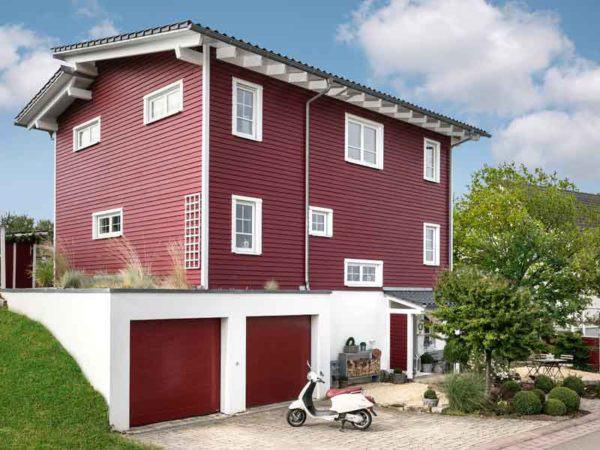 Landhaus Leißner von Schwörerhaus außen